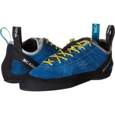 スカルパ Scarpa メンズ クライミング シューズ・靴 Helix Hyper Blue