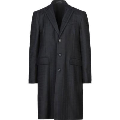マウロ グリフォーニ MAURO GRIFONI メンズ コート アウター coat Dark blue