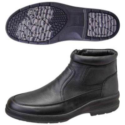 ムーンスター メンズファッション ブーツ スポルスオム SPH8979NSR ブラックコンビ  MOONSTAR SPH8979NSR-BLACKC