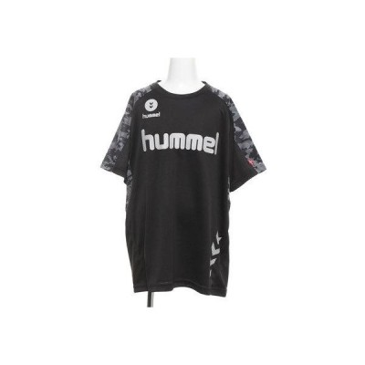 ヒュンメル HUMMEL ジュニア サッカー/フットサル 半袖シャツ ドライTシャツ HJY2083