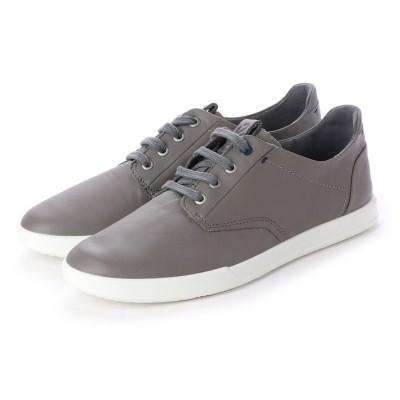 エコー ECCO COLLIN 2.0 Sneaker (TITANIUM/TITANIUM)
