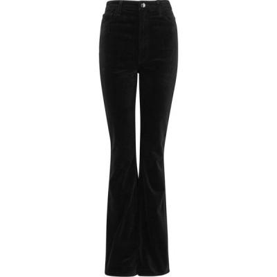 ジェイ ブランド J Brand レディース ジーンズ・デニム ブーツカット ボトムス・パンツ 1219 Runway Bootcut Stretch-Velvet Jeans Black