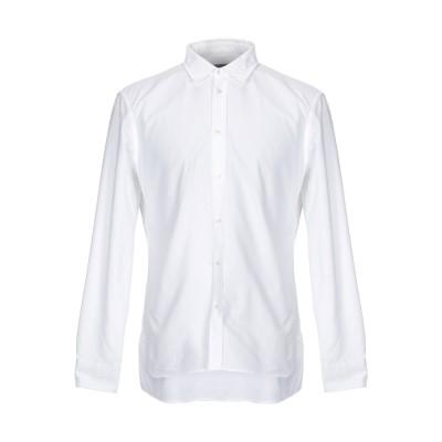 ドンダップ DONDUP シャツ ホワイト XXL コットン 100% シャツ