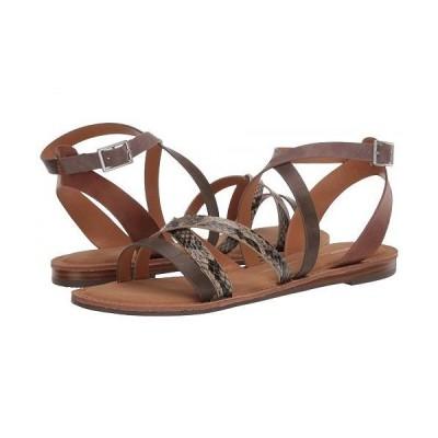 Report レポート レディース 女性用 シューズ 靴 サンダル Quinbly - Olive