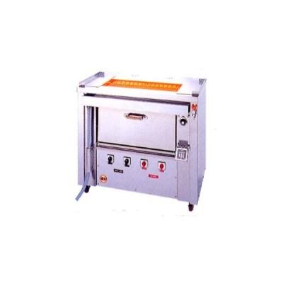 ヒゴグリラー 焼き鳥焼き機 オーブン付タイプ GOX-200 メーカー直送/代引不可【】