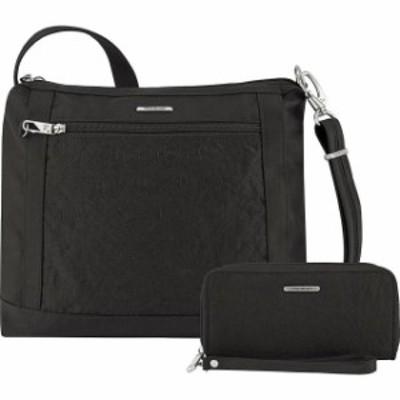 Travelon  ファッション バッグ Travelon Anti-Theft Square Crossbody and Wallet Set Cross-Body Bag NEW