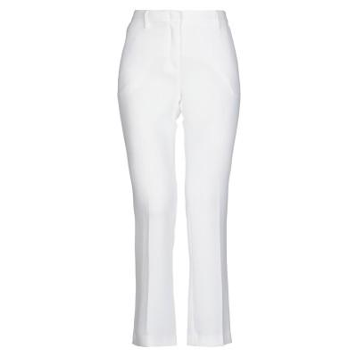 ロートレ ショーズ L' AUTRE CHOSE パンツ ホワイト 40 ポリエステル 100% パンツ