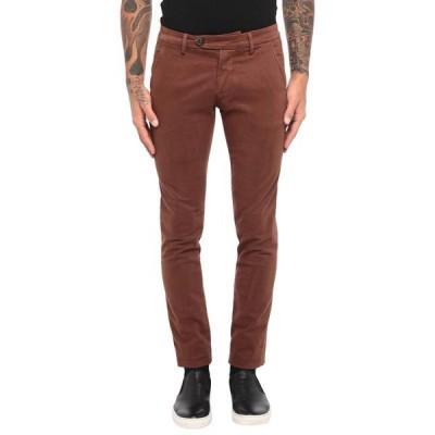RO ROGER'S チノパンツ  メンズファッション  ボトムス、パンツ  チノパン ブラウン