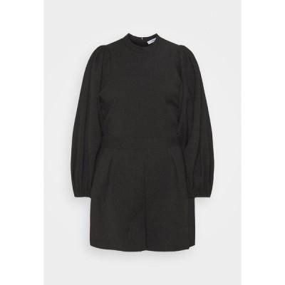 サムスサムス ワンピース レディース トップス HARRIET SHORT - Jumpsuit - black