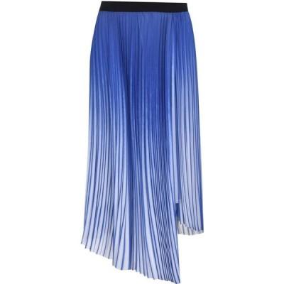 バイ マレーネ ビルガー BY MALENE BIRGER レディース ロング・マキシ丈スカート スカート Piza Maxi Skirt BV Blue