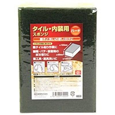SK11・タイル・内装用スポンジ・ハード120X165X60【日用大工・園芸用品館】