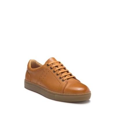 イングリッシュランドリー メンズ スニーカー シューズ Liverpool Sneaker COGNAC