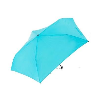 (BACKYARD/バックヤード)ウルトラライトエコノミー 85g 折りたたみ傘 カーボン 軽量/レディース ブルー