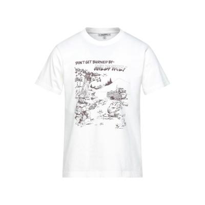 PHIPPS T シャツ ホワイト S オーガニックコットン 100% T シャツ