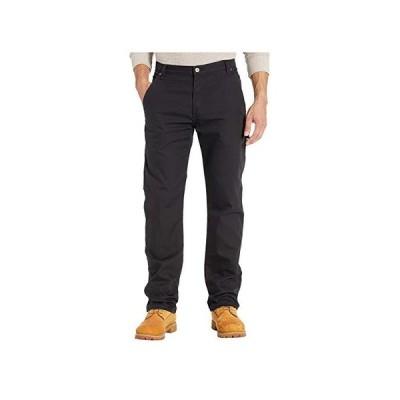 ディッキーズ Stretch Duck Carpenter Pants メンズ パンツ ズボン Stonewashed Black