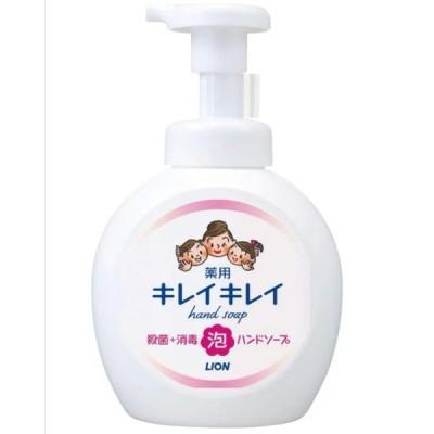 【医薬部外品】キレイキレイ 薬用 泡ハンドソープ シトラスフルーツの香り 本体ポンプ 大型サイズ 500ml