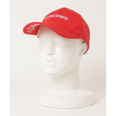 DESCENTE STORE GOLF / エンボスシンプルロゴキャップ WOMEN 帽子 > キャップ