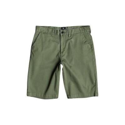 "DC シューズ メンズ Worker Roomy Fit 22"" Shorts - Beige (TPC0)"
