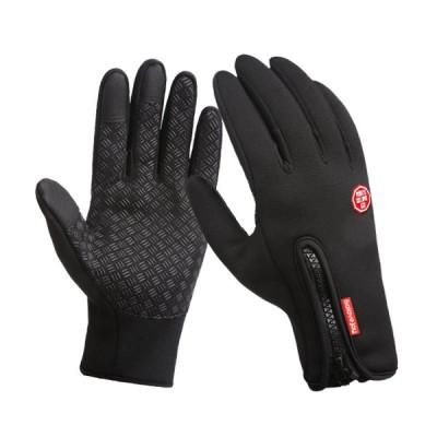 手袋 メンズ 暖かい 防寒 スマホ手袋 レディース バイク 自転車 アウトドア 裏起毛 あったか グローブ おしゃれ 撥水 防風 スポーツ