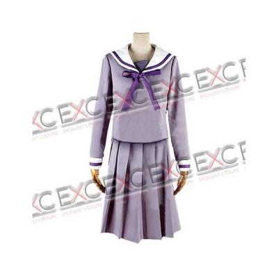 ノラガミ 壱岐ひより(いきひより) 制服 風 コスプレ衣装