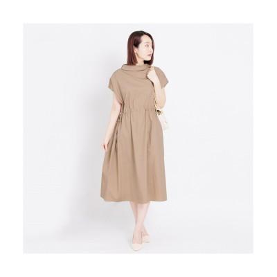 MARTHA(マーサ) ドローストリングウェストワンピース (ワンピース)Dress
