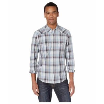 Lucky Brand ラッキーブランド 服 一般 Long Sleeve Santa Fe Western Shirt