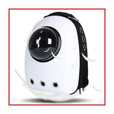 LEMONDA Portable Pet Travel Carrier,Space Capsule Pet Cat Bubble Backpack,Waterproof Traveler Knapsack for Cat and Small Dog Mutil Colors to