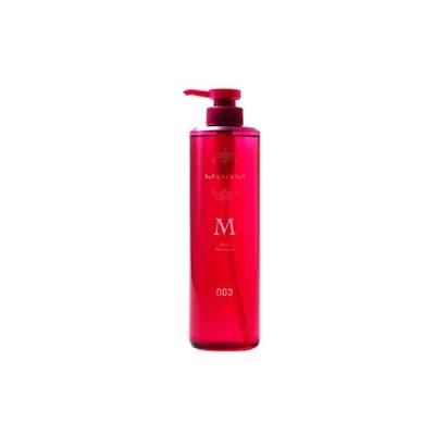 ナンバースリー ミュリアム シャンプー M 660ml 美容室専売 サロン専売品 美容院 美容室 ボトル ポンプ ノンシリコン ストレート モイスト
