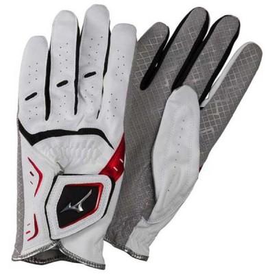 手袋W-GRIP LG(両手)(パークゴルフ)(ユニセックス) MIZUNO ミズノ その他スポーツ パークゴルフ 手袋 (C3JGP903)