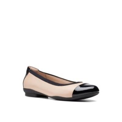 クラークス レディース サンダル シューズ Collection Women's Sara Orchid Ballet Flat Shoes Pink Combo