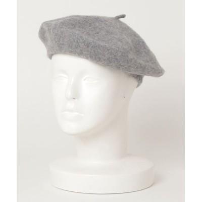 ZealMarket/SFW / 20color フェミニンスタイル ベレー帽【帽子/レディース】 WOMEN 帽子 > ハンチング/ベレー帽