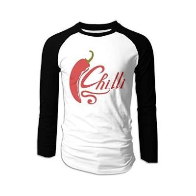 Red Chili Mans T-Shirts Casual T-Shirts Active Shirt
