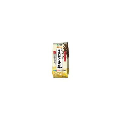 伊藤園 #伝承の健康茶 国産はと麦茶 ティーバッグ 30袋 16329
