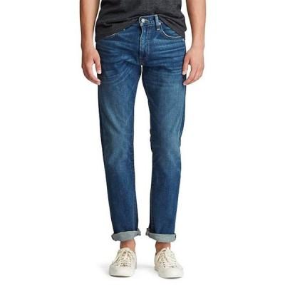 ラルフローレン メンズ デニムパンツ ボトムス Varick Slim-Straight Stretch Jeans