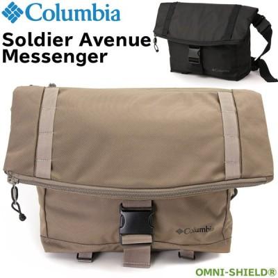 メッセンジャーバッグ Columbia コロンビア Soldier Avenue Messenger ソルジャー アベニュー