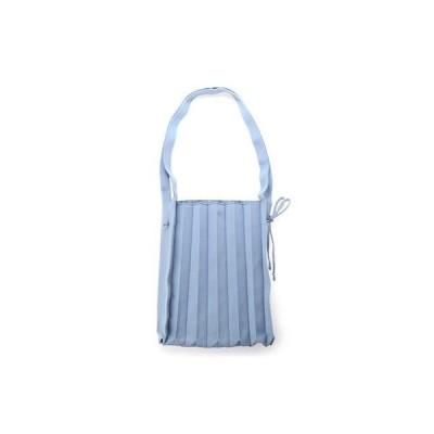 ホールマーク Hallmark プリーツニットバッグ (BLUE)