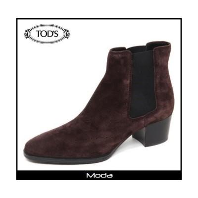 トッズ ブーツ レディース TOD'S 靴 サイドゴア ショートブーツ