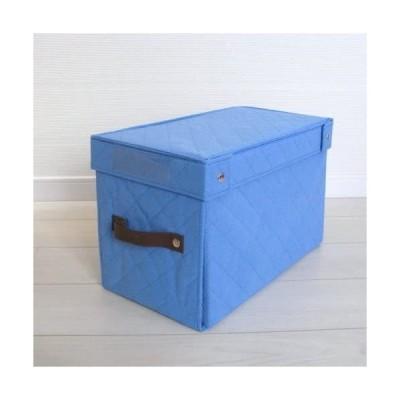 折りたたみ収納BOX ブルーA・タイプ