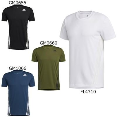 アディダス adidas メンズ トレーニング Tシャツ 半袖 M AERO 3st TEE GLC03 【2021SS】
