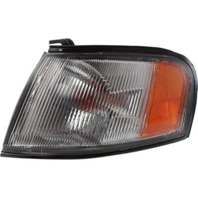 USコーナーライト コーナーライト95-99日産セントラ95-98 200SXドライバー白熱電球 Corner Light For 95-99 Nis