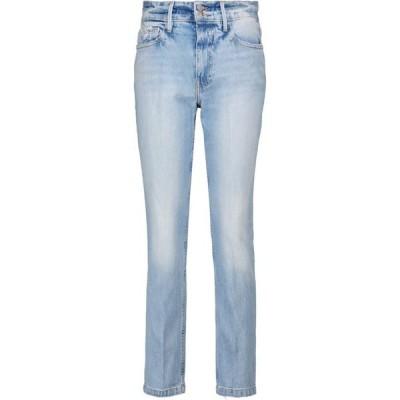 フレーム Frame レディース ジーンズ・デニム スキニー・スリム ボトムス・パンツ Le Sylvie high-rise slim jeans Bianca