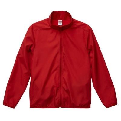ジャケット メンズ レディース 赤 レッド s m l xl xxl 2l 3l スタンド ブルゾン ジャンパー アウター おしゃれ 大きい ユニセックス 防寒 あったか 軽い 暖