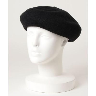 帽子 【Basiquenti】Cotton Thermo Beret Large BCA-E70065
