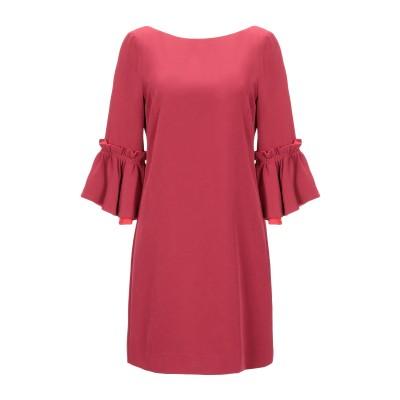 ミリー MILLY ミニワンピース&ドレス ボルドー 4 ポリエステル 90% / ポリウレタン 10% ミニワンピース&ドレス