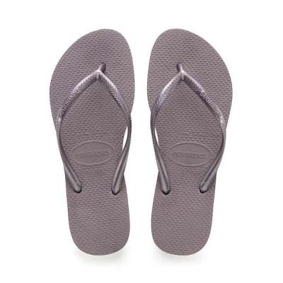 ハワイアナス レディース サンダル シューズ Havaianas Women's Slim Sandal