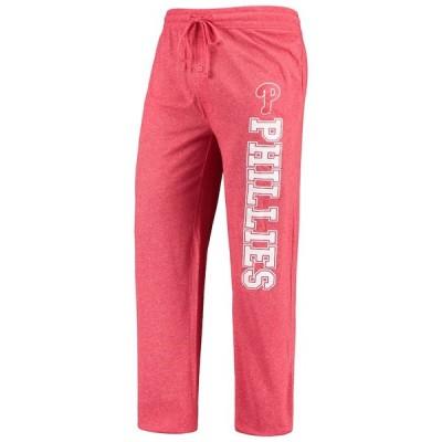 フィラデルフィア・フィリーズ Concepts Sport Quest Pants - Heathered Red