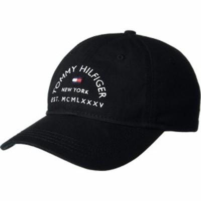 トミー ヒルフィガー Tommy Hilfiger メンズ 帽子 Am Jagger Cap Th Deep Black