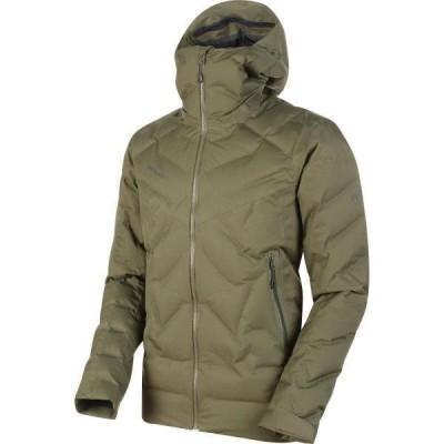 ダウンジャケット パーカー メンズ ジャケット メンズ Photics HS Thermo Hooded Jacket Men IGUANA  (MAT)(QCB02)