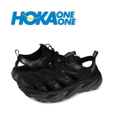 【スニークオンラインショップ】 HOKA ONE ONE ホカオネオネ ホパラ サンダル スポーツサンダル メンズ HOPARA ブラック 黒 1106534 ' メンズ その他 US8.0-26.0 SNEAK ONLINE SHOP