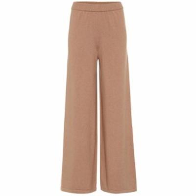 スタッド Staud レディース ボトムス・パンツ Mitchell cotton jersey pants Mocha